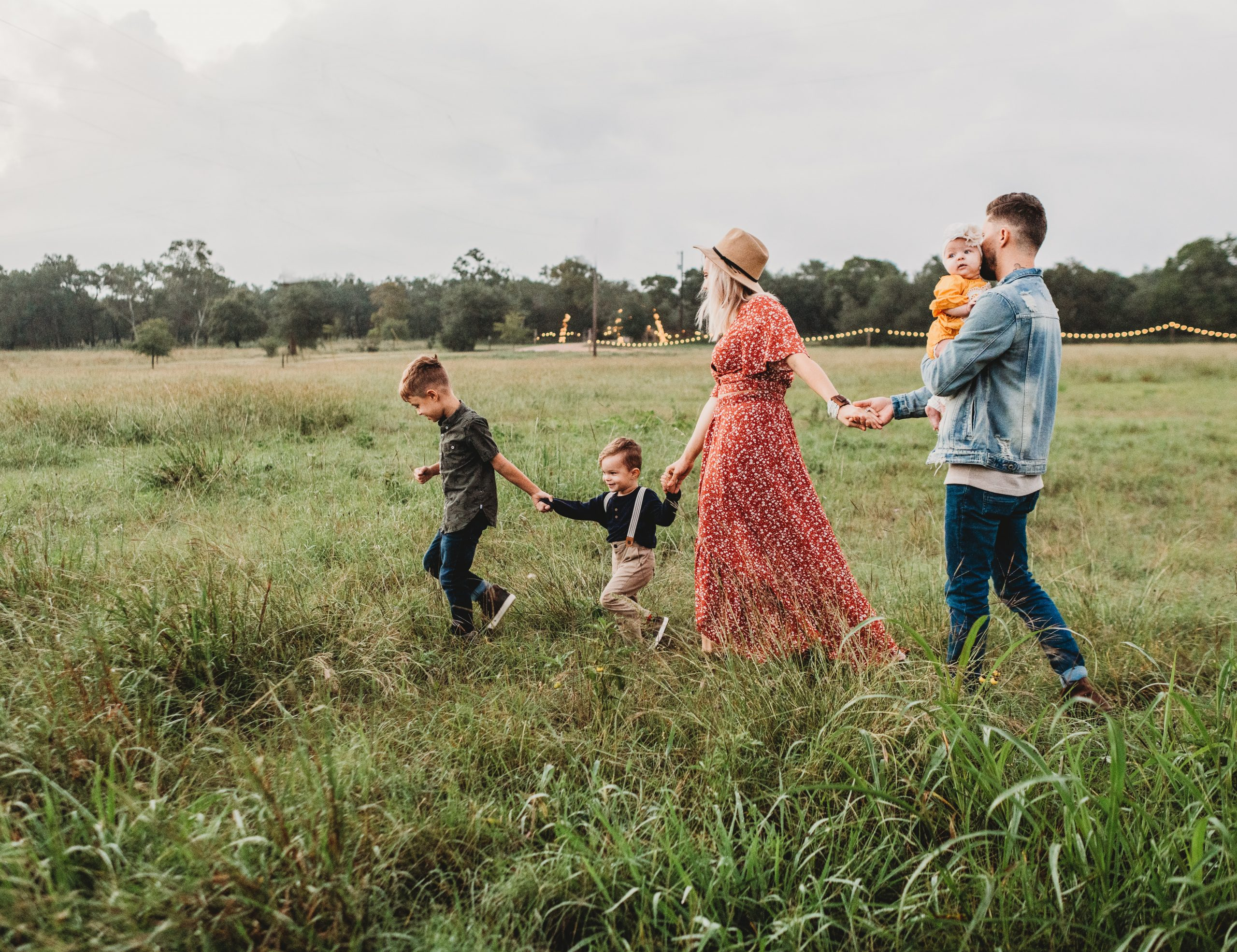 Natural Allergy Support for the Whole Family